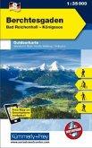 Kümmerly+Frey Outdoorkarte Berchtesgaden, Bad Reichenhall, Königssee