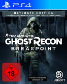 Tom Clancy's Ghost Recon Breakpoint Ultimate Ed. (PlayStation 4)