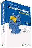 Staatshandbuch Niedersachsen 2019 / Staatshandbuch