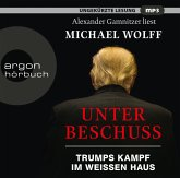 Unter Beschuss, 2 Audio-CDs, MP3 Format