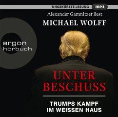 Unter Beschuss - Wolff, Michael