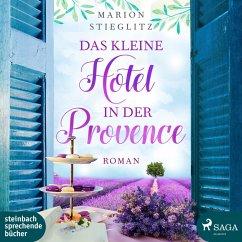 Das kleine Hotel in der Provence (Ungekürzt) (MP3-Download) - Stieglitz, Marion