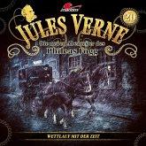 Jules Verne, Die neuen Abenteuer des Phileas Fogg, Folge 20: Wettlauf mit der Zeit (MP3-Download)