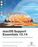 macOS Support Essentials 10.14 - Apple Pro Training Series (eBook, PDF)