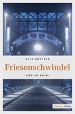 Friesenschwindel (eBook, ePUB)