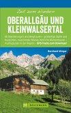 Bruckmann Wanderführer: Zeit zum Wandern Oberallgäu und Kleinwalsertal (eBook, ePUB)