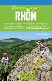 Bruckmann Wanderführer: Zeit zum Wandern Rhön (eBook, ePUB)