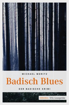 Badisch Blues (eBook, ePUB) - Moritz, Michael