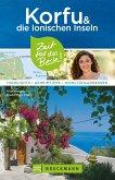 Bruckmann Reiseführer Korfu und die Ionischen Inseln: Zeit für das Beste (eBook, ePUB)