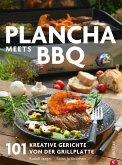 Plancha: Das große Plancha-Grillbuch. 101 Rezepte aus aller Welt. Eine Grillbibel mit vielen mediterranen Rezepten. Grillrezepte für schonendes und aromatisches Grillen. Vom Profi Campingaz. (eBook, ePUB)