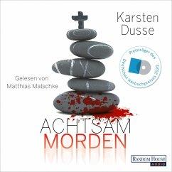 Achtsam morden Bd.1 (MP3-Download) - Dusse, Karsten