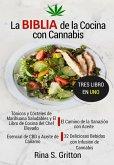 La Biblia de la Cocina con Cannabis (eBook, ePUB)