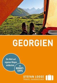 Stefan Loose Reiseführer Georgien (eBook, PDF) - Kramm, Nina; Kramm, Nina Gabriele