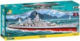 COBI Historical Collection 4812 - Schlachschiff USS Iowa BB-61 / Missouri BB-63, 2410 Teile