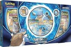 Pokemon (Sammelkartenspiel), PKM Turtok-GX Premium Kollektion
