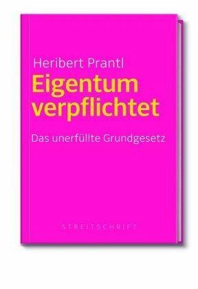 Heribert Prantl Bücher