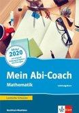 Mein Abi-Coach Mathematik 2020. Ausgabe Nordrhein-Westfalen - Leistungskurs. Arbeitsbuch Klassen 11/12 oder 12/13