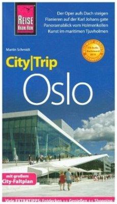 Reise Know-How CityTrip Oslo - Schmidt, Martin