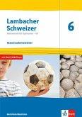 Lambacher Schweizer Mathematik 6 - G9. Klassenarbeitstrainer. Schülerheft mit Lösungen Klasse 6. Ausgabe Nordrhein-Westfalen