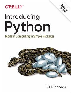 Introducing Python - Lubanovic, Bill