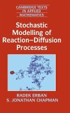 Stochastic Modelling of Reaction-Diffusion Processes
