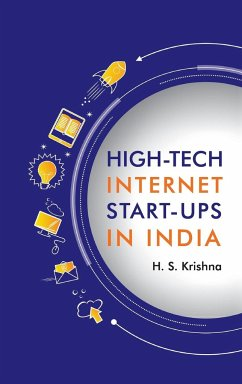 High-tech Internet Start-ups in India - Krishna, H. S.