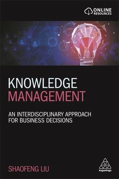 Knowledge Management - Liu, Shaofeng