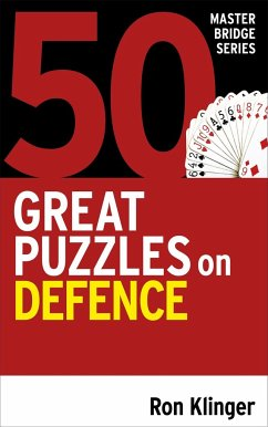 50 Great Puzzles on Defence - Klinger, Ron
