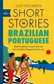 Short Stories in Brazilian Portuguese for Beginners