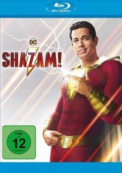 Shazam! - Zachary Levi,Mark Strong,Asher Angel