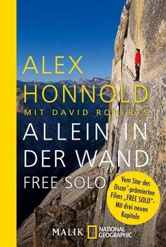 Allein in der Wand - Free Solo (eBook, ePUB) - Honnold, Alex