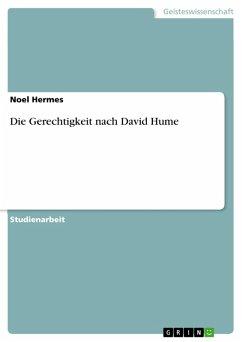 Die Gerechtigkeit nach David Hume (eBook, PDF) - Herme, Noel