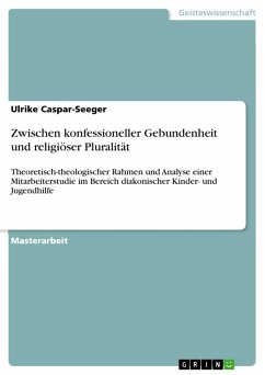 Zwischen konfessioneller Gebundenheit und religiöser Pluralität (eBook, PDF)