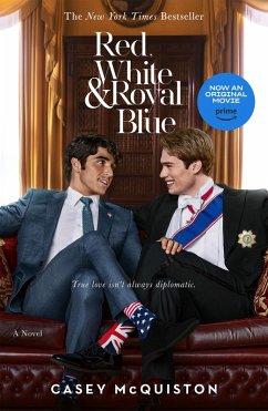 Red, White & Royal Blue (eBook, ePUB) - McQuiston, Casey