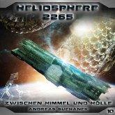Heliosphere 2265, Folge 10: Zwischen Himmel und Hölle (MP3-Download)