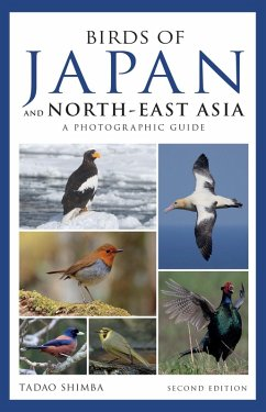 Photographic Guide to the Birds of Japan and North-east Asia (eBook, PDF) - Shimba, Tadao