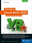 Einstieg in Visual Basic 2019 (eBook, ePUB)