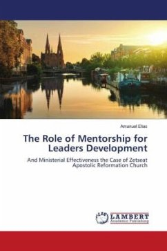 The Role of Mentorship for Leaders Development