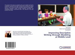 Improving Descriptive Writing through Modeling at Middle Level