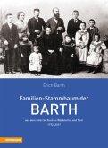 Familien-Stammbaum der Barth aus dem österreichischen Waldviertel und Tirol 1772-2017