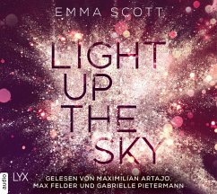 Light up the Sky, 2 MP3-CD - Scott, Emma