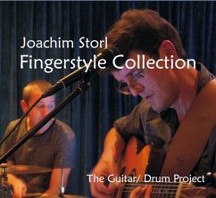 Joachim Storl - Fingerstyle Collection CD