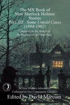 The MX Book of New Sherlock Holmes Stories - Part XII (eBook, ePUB)