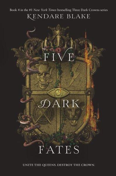 Five Dark Fates - Blake, Kendare