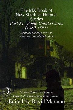 The MX Book of New Sherlock Holmes Stories - Part XI (eBook, ePUB)
