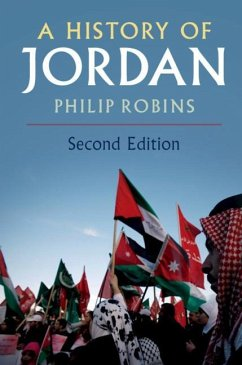 A History of Jordan - Robins, Philip (University of Oxford)