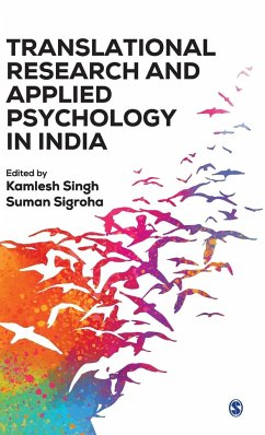 Translational Research and Applied Psychology in India