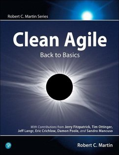Clean Agile - Martin, Robert C.