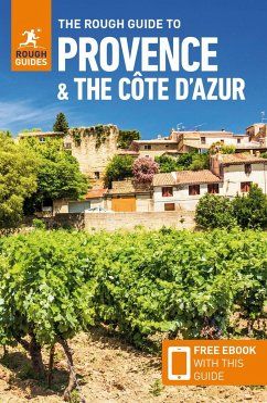 Provence & Cote d'Azur - Guides, Rough