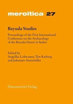 Bayuda Studies (eBook, PDF)